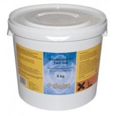 Медленнорастворимый препарат для длительного хлорирования Dinotechlor 90 TAB 200 DINOTEC 10 кг