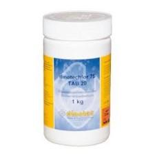 Препарат для ударного хлорирования Dinotechlor 75 Granulat DINOTEC 1 кг