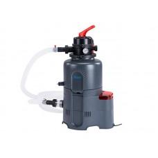 Песочная фильтрующая установка Azuro 4м3\ч