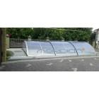 Павильон для бассейна  AVALON Standard А2 (3,70х6,41м)