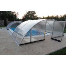 Павильон для бассейна AVALON Standard В2 (3,70х8,53м)