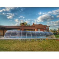 Павильон для бассейна AVALON Standard С4 (4,70х10,65м)