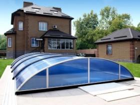 Раздвижные павильоны для бассейна