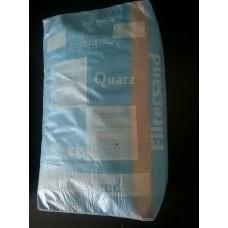Кварцевый песок для фильтров фракция 0,8-1,2мм