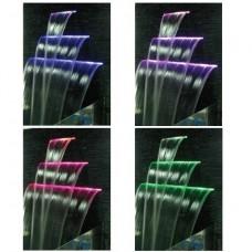 Стеновой водопад EMAUX PB 300-25(L) с LED подсветкoй
