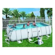 Прямоугольный каркасный бассейн BestWay 56256