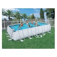 Прямоугольный каркасный бассейн BestWay 56278