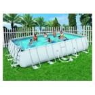 Прямоугольный каркасный бассейн BestWay 56226