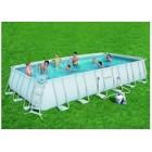 Прямоугольный каркасный бассейн BestWay 56279