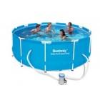 Круглый каркасный бассейн BestWay 56260