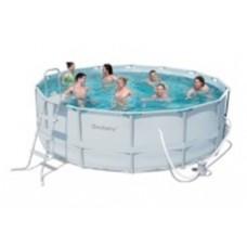 Круглый каркасный бассейн BestWay 56263