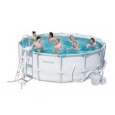 Круглый каркасный бассейн BestWay 56276