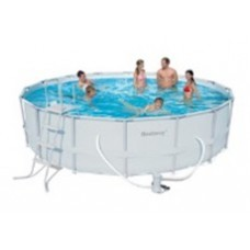 Круглый каркасный бассейн BestWay 56266