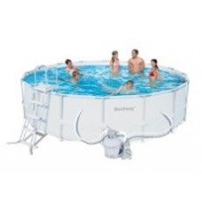 Круглый каркасный бассейн BestWay 56277