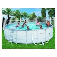 Круглый каркасный бассейн BestWay 56232