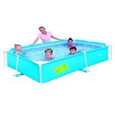 Детский прямоугольный каркасный бассейн BestWay 56220