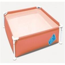 Детский квадратный каркасный бассейн BestWay 56217