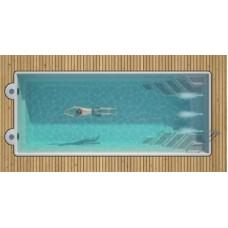 Композитный керамический бассейн 750х370х150см