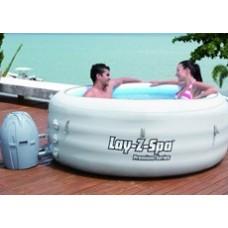 Аэромассажный надувной мини бассейн СПА  BestWay 54112