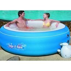 Аэромассажный надувной мини бассейн СПА  BestWay 54100
